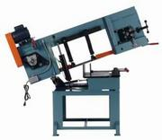 Roll-In Saw Horizontal Wet Miter Bandsaw