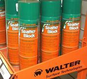 Walter Surface Technologies Spatter Block