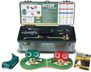 Victor Technologies Welding & Cutting Outfit, Super Range II