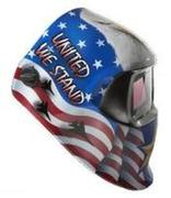 Speedglas American Pride Welding Helmet 100, Variable