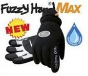 Revco Gloves, Fuzzy Hand Polar Fleece