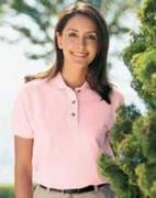 Ladies Pique Knit Sport Shirt, OXARC Logo