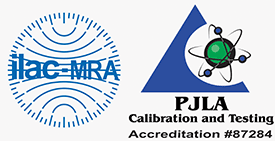 ilac-MRA PJLA Calibration and Testing