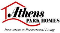 Athens Park Models Logo