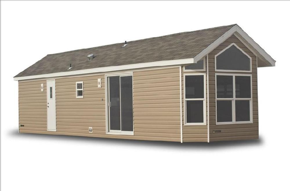 Breckenridge park model home page