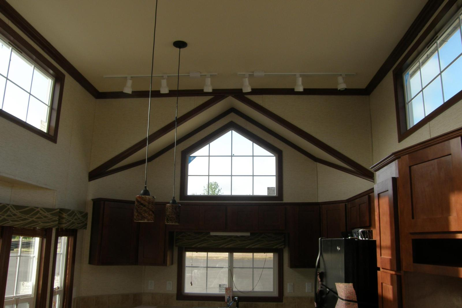 FEATURES All weather exterior siding Vinyl windows Residential ...