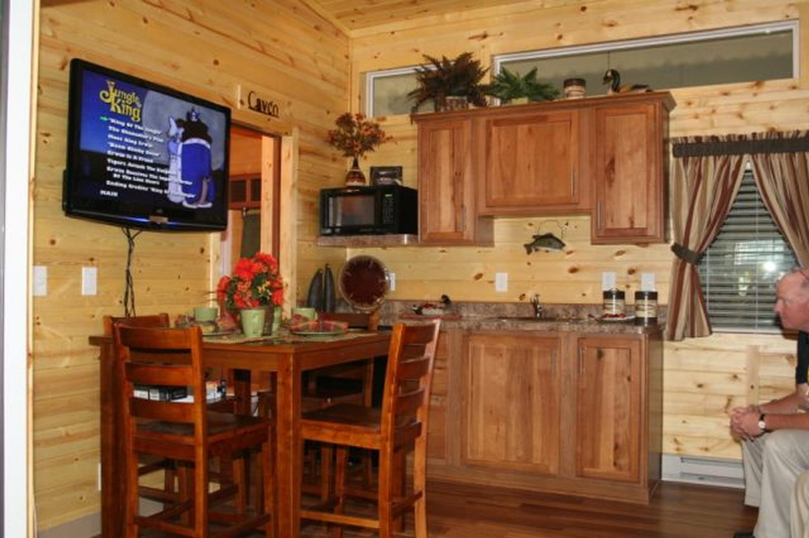 Marvelous photograph of Log Cabin and Hard Cider campaign. Van Buren portrayed as an  with #B63E15 color and 1600x1065 pixels