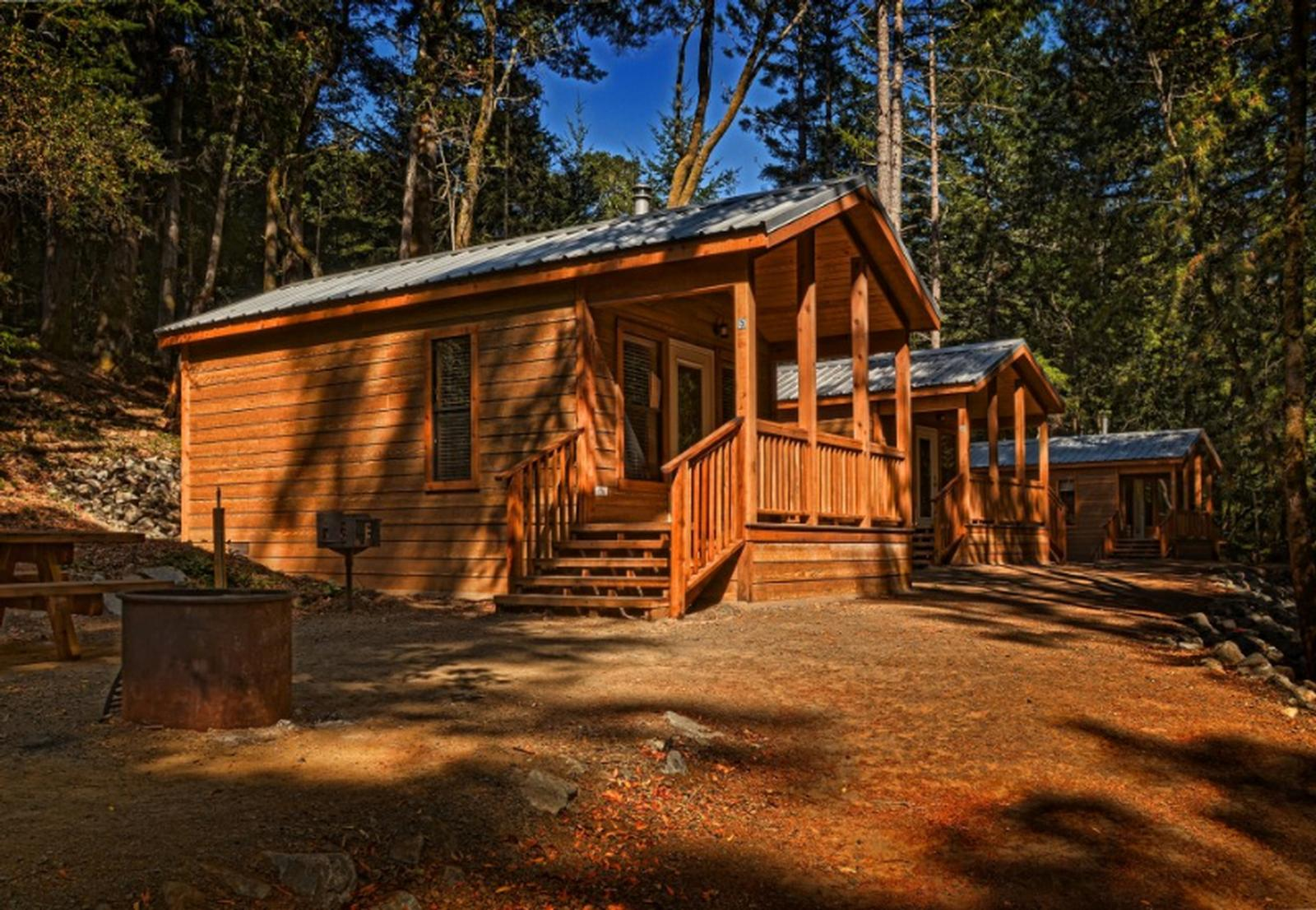 Cavco Cabin - Park Models - The Finest Quality Park Models