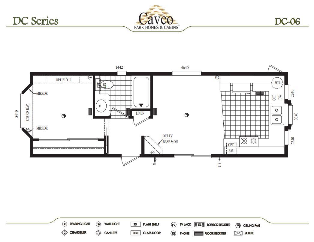 Cavco dc park model homes canada for Model home flooring