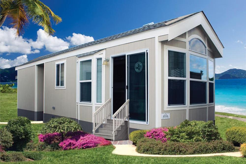 Cavco sunburst park model homes from 21 000 the for Home models and prices
