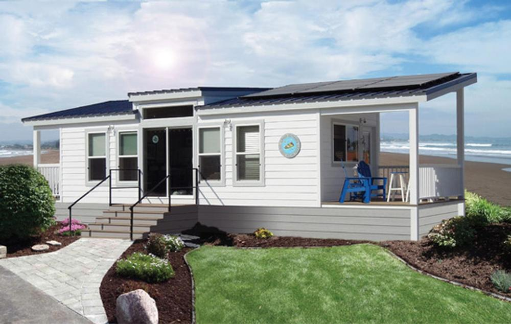 Cavco solar series park models the finest quality park for Home models and prices