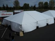 40x60 Keder with sidewalls