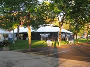 40x80 Keder tent HOOPFEST