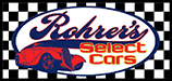 Rohrers Select Cars Logo