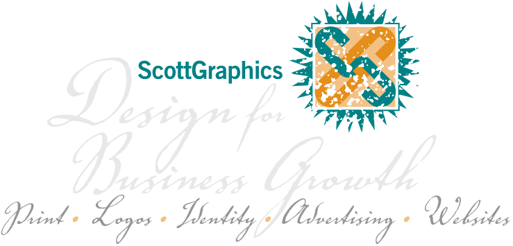 Scott Graphics Design For Business Growth Print Logos Identity Advertising Websites