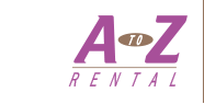 A To Z Party Rentals Logo