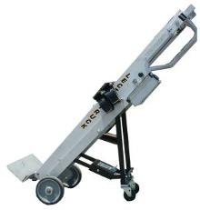 Stair climber dolly electric a to z party rentals spokane for Motorized stair climbing dolly