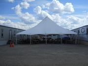 40x40 Circus Tent