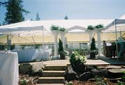 40x80 Keder tent with Colonnade entrance