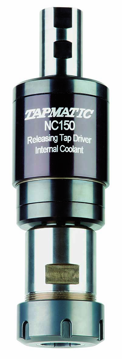 NC 150 Tension Floating Large Capacity ER50 Tap Chuck