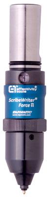 CNC Scribe writing