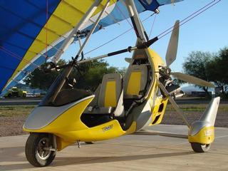 In Stock: (#51) Air Creation Tanarg 582 / Ixess - TrikeSchool